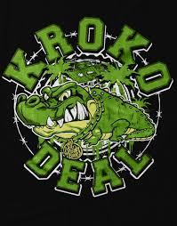Kroko Deal T Shirt – 187 Strassenbande Shop