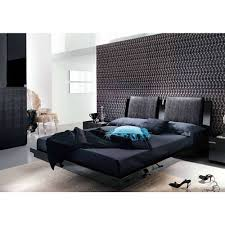 Black Leather Headboard Bed by Bedroom Impressive Ideas For Platform Bed Frames Decoration Using