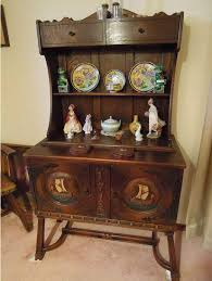 China Cabinet From H Krug Furniture Company Of Kitchener Was Made In The 1930s OTTwp