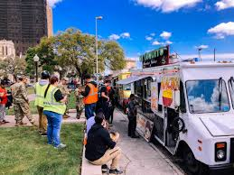 100 Food Trucks In San Antonio Travis Park TravisParkSA