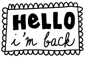 I m back And better than ever – Michaela Mills