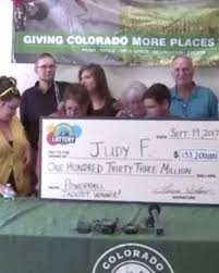 Pumpkin Patch Colorado Springs Woodmen by Photo Judy Finchum Won The Powerball Jackpot Prize And Received