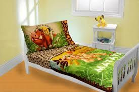 amazon com disney lion king 4 piece toddler bedding set jungle