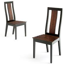 Refined Rustic Dining Chairs