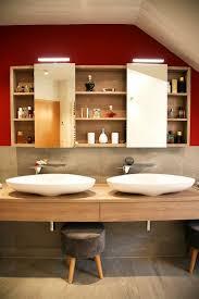 heimwohl badezimmer badspiegel mit regal badezimmer regal