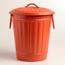 Slim Bathroom Trash Can With Lid by Slim Bathroom Trash Can With Lid Bronze Bathroom Trash Can With