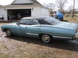 1967 Chevy Impala 4 Door For Sale Craigslist, Craigslist Oklahoma ...