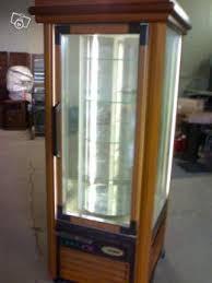 vitrine d exposition occasion vitrine d exposition 4 faces négative scaiola occasion
