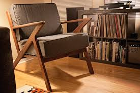 100 Danish Furniture Plans Just Finished This Modern Z Chair Woodworking