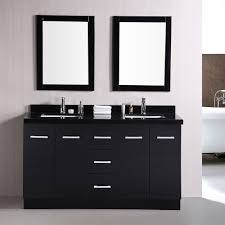 Design Element Designer's Pick Wellington 60-in Double Sink Bathroom ... Design Element Milan 24 Bathroom Vanity Espresso Free Shipping 78 Ldon Double Sink White Dec088 36 Single Set In Galatian 88 With Porcelain Stanton 72 W Vessel Inch Drawers On The Open Bottom Dec074sw Citrus 48inch Solid Wood W X 22 D 61 Gray Marble Hudson 34 H