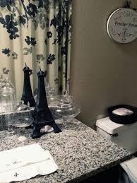 paris themed bathroom decor design ideas decors