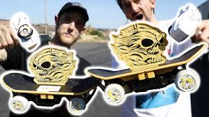 Tech Deck Trick Tape Walmart by Awesome Mini Rc Skateboard Vs The Braille Drop Youtube
