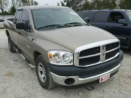 2008 Dodge RAM 1500 S For Sale At Copart Lexington, KY Lot# 50170768