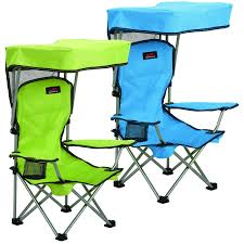 Camp Chair With Footrest by Camping Chairs With Footrest And Canopy Home Chair Decoration