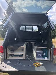 Truck Bed Camper Build - CanOverland