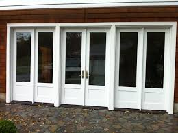 Luxury Garage Door Conversion To French Doors R46 About remodel