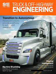 100 Truck Design OffHighway Engineering Tech Briefs Media Group