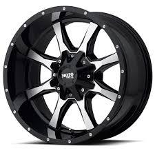 100 20 Inch Truck Rims 4 Inch MO970 X12 Black 44mm 8x170 Ford 8 Lug F250 Super
