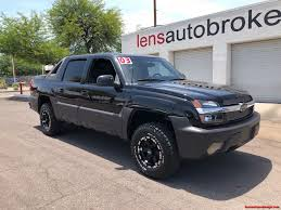2003 Chevrolet Avalanche Z71 4x4 Crew For Sale In Tucson, AZ | Stock ... 6028 2007 Chevrolet Avalanche Vanns Auto Mart Used Cars For Wikipedia 2018 Review Rendered Price Specs Release Date Chevy Avalanche Red Rims Truck Chevy Trucks For Sale In Indianapolis In 46204 Autotrader White On 24 Inch Rims Truck Tires And 2002 1500 Monster Sale 2003 Z71 4x4 Crew Tucson Az Stock With Camper Shell Elegant Lifted Classic 07 The Dalles Sales Information