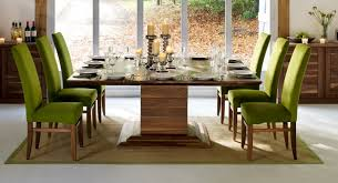 Fancy Contemporary Square Dining Room Sets With Modern Table For 8 Trendy