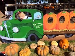 Big Orange Pumpkin Patch Celina Texas by The Dodson Diary Big Orange Pumpkin Farm