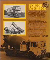 100 Atkinson Trucks Seddon World No 3
