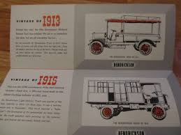 1950'S HENDRICKSON MOTOR TRUCK CO CHICAGO IL PROMO SALES BROCHURE ... Trucks For Sale Lunde Truck Sales Rpls Local History Used Tow Vehicles For Sale In Bridgeview Il Lynch Chicago 2018 New Ford E 450 Cutaway Rod Baker Dealers Drivers Wanted Why The Trucking Shortage Is Costing You Fortune Retail For Price 675000 1027 Crer Properties Pickup Truck Owners Face Uphill Climb Tribune Food Trucks Cook Up 650m Annual Sales Report Orlando Business Kia Cars Joliet Near Naperville Car Peapods European Parent Ahold Delhaize Aims To Reboot Us Online 1956 F100 Panel Gateway Classic 698 Youtube Ram 1500 Sale Lease