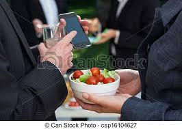 repas de bureau diététique repas bureau bureau salade verte photo de