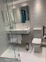 104 Modern Bathrooms A Bathroom Picture Of Signature Lux Hotel By Onomo Sandton Tripadvisor