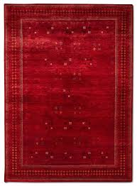 loribaft teppich 400 x 300 cm rot morgenland teppiche