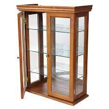Curved Glass Curio Cabinet Antique by Furniture U0026 Sofa Striking Costco Curio Cabinet For Modern Living