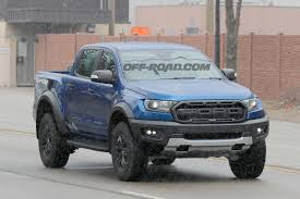 100 Ford Off Road Truck Ranger Raptor Spotted Testing On Michigan Streets Com