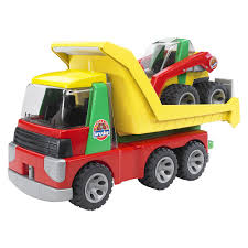 The Cars: Toy Trucks For Kids 2015