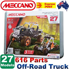 NEW Meccano 27 Models Set 4x4 Off-Road Truck 616 Parts - Express ... Liebherr Model T282 Off Road Truck Parts 1100r20 Importers In Karachi Trailer Steer Drive Tire Dallas Offroad Shop Jeep And Installation Collin 5 Inch 12 Led Round Work Spot Light 36w 4x4 New Meccano 27 Models Set Offroad 616 Express 4 Wheel San Antonio All New State Of The Art Offroad Shop Web Delivers Best Quality Jeeps Truck Suv At 20inch Philips Bar Cree Driving Flood Bonus Rc4wd Trail Finder 2 Kit W Mojave Ii Body Rc Hobbies Ferated Auto Ultimate Service Preview Youtube Land Rover Specialists British Custom Defender For