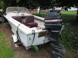 100 Mohawk Trucking MOHAWK Runabout 1968 For Sale For 500 BoatsfromUSAcom