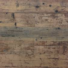 porcelain tile that looks like wood installation in thrifty