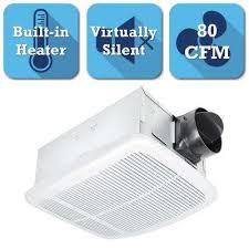 Humidity Sensing Bathroom Fan Wall Mount by Humidity Sensing Bath Fans Bathroom Exhaust Fans The Home Depot