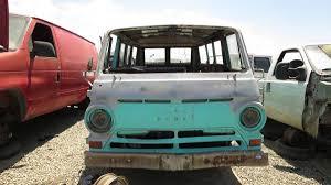 Junked 1967 Dodge A100 Van In California Wrecking Yard | Autoweek