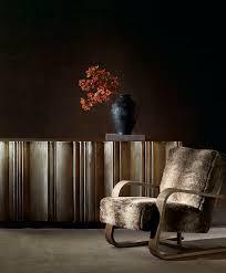 Bernhardt Cantor Sofa Dimensions by Bernhardt Interiors Winston Credenza Clad In German Silver