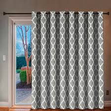 Patio Door Curtain Ideas For Different Needs And Tastes Family