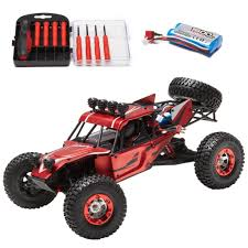 100 Fastest Rc Truck Virhuck 124 RC With 2 Pack Batteries 24Ghz Radio Remote