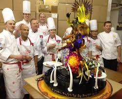 cuisine du monde lyon pastry team uk take 6th place in the coupe du monde de la patisserie