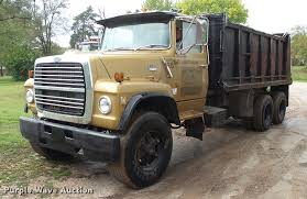 1978 Ford 9000 Dump Truck | Item K1086 | SOLD! November 10 C...