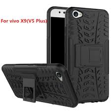 For Vivo X9 V5 Plus Phone Case Heavy Duty Armor 2 In 1 Hybrid Impact Rugged Case With Pc Kickstand Hard Case Cover Glitter Cell Phone Cases Cell Phone Hard