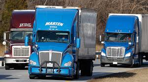 Marten Turns To WorkHound For Driver Feedback   Transport Topics Truck Trailer Transport Express Freight Logistic Diesel Mack Hogan Trucking In Missouri Celebrates 100th Anniversary Truck Drivers For American Central Get A Pay Raise Marten Ltd Driver Salaries Glassdoor Marten Transportation Idevalistco Mondovi Wi Rays Photos Filekenworth T600b Venice Cajpg A Few From Sherman Hill Pt 9 The Worlds First Selfdriving Semitruck Hits The Road Wired