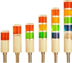 stl led tower light standard signaworks
