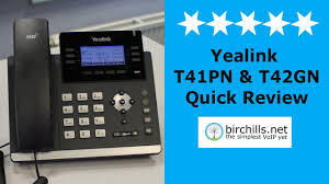 Yealink T41PN & T42GN IP Phones - Quick Review - YouTube Mitel Phone Systems Reviews X50xl System With 12 Ip Phones 3 Free Voip Lines For Months Onsip Phone Review Tmc Labs The Htek Uc926 And Uc46 Expansion Module Amazoncom Rca Ip120s Corded Line Telephone Voip The Ten Cisco Small Business 10 Sip Pri Ultimate Buyers Guide Infiniti Office Essential Edition Xorcom Review 2018 Top Pbx And Freedomiq Of Polycom Vvx 500 Youtube Ooma Voip Home