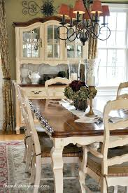 Country Dining Room Decorating Ideas French Country Table