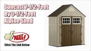 Suncast 7 X 7 Alpine Shed by Cheap Suncast Shed Parts Find Suncast Shed Parts Deals On Line At