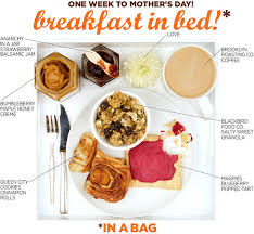 Mother s in Day breakfast in bed that you don t make Cool Mom picks